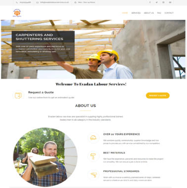Evadan Labour Services